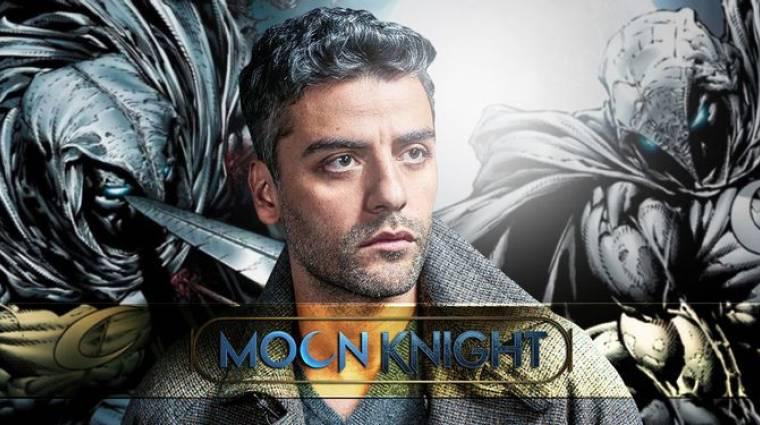 Kőkeményen készül Holdlovag szerepére Oscar Isaac kép