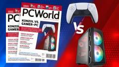 Vitát gerjeszt az októberi PC World - konzol vagy PC? kép