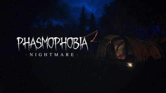 Kültéri pályával és nagyon sok újdonsággal bővült a Phasmophobia kép