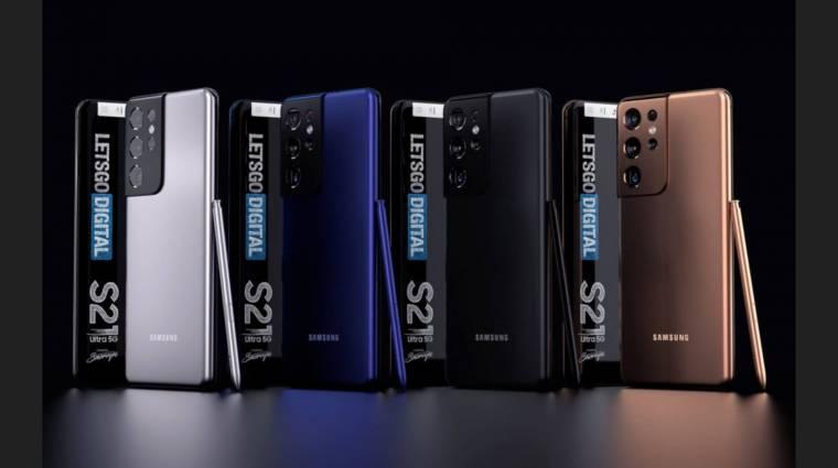 Itt van minden, amit tudni akarsz a Samsung Galaxy S21 mobilokról kép