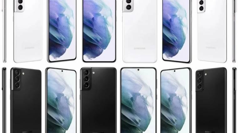Kiszivárogtak a Samsung Galaxy S21-ek árai kép