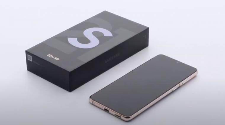 Nem jár töltő és fülhallgató a Samsung Galaxy S21 telefonokhoz, sőt, microSD-vel sem bővíthetők kép