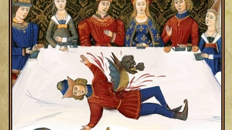 A középkorban még így néztek volna ki kedvenc filmjeink és videojátékaink bevezetőkép