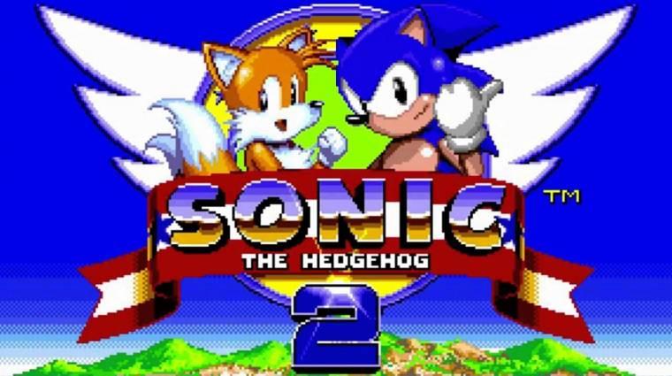 Ingyen van a Sonic The Hedgehog 2 Steamen bevezetőkép