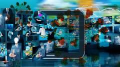 Pörög a tech-szektor, de bajban van a telekommunikáció és a média kép
