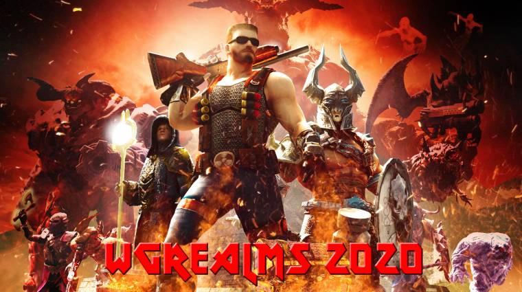 Különleges fantasy modot kapott a Duke Nukem 3D bevezetőkép