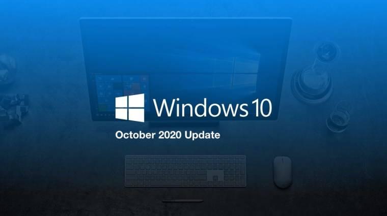 Megvannak a Windows 10 októberi frissítése által okozott első hibák kép