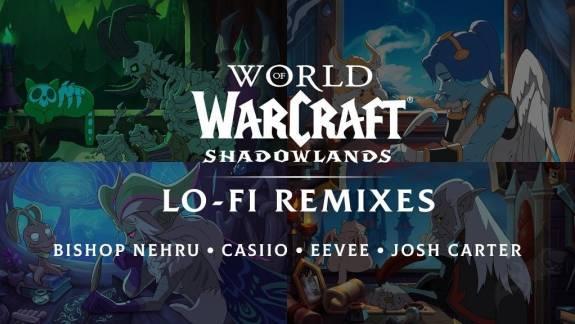 A World of Warcraft csapata kiadott négy lo-fi Shadowlands számot, amik segítenek lepörgetni a házi feladatokat kép