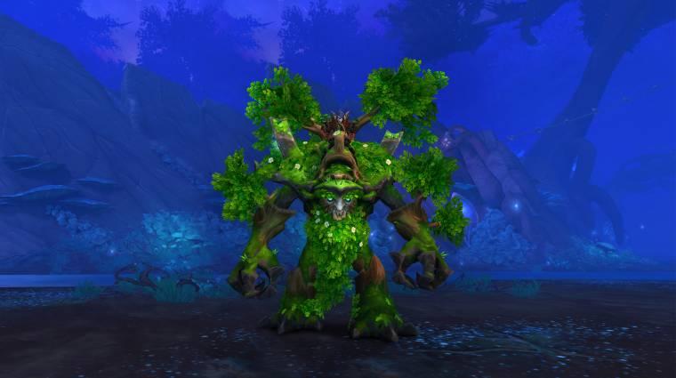 A World of Warcraft következő hátasa egy hatalmas fa bevezetőkép