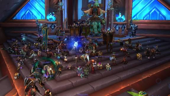 A WoW játékosok virtuális tiltakozást szerveztek kép