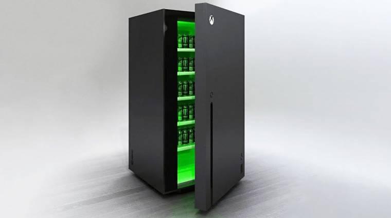 Nem viccelt a Microsoft, tényleg jönnek az Xbox minihűtők bevezetőkép