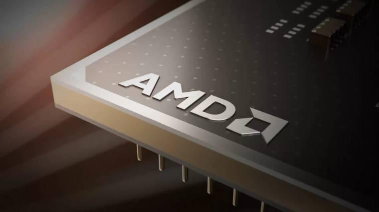 Az AMD 15 év után átvette a vezetést az Intellel szemben az asztali CPU-k piacán kép