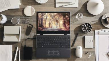 Asus ZenBook Flip 13 teszt - észszerű hibrid kép