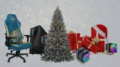 Az idei karácsony kedvenc hardverei - ezekből válogass, ha feldobnád a szetted! kép
