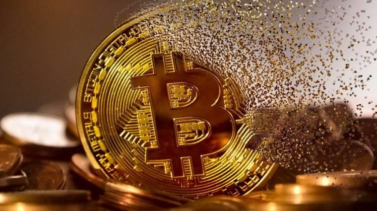 Nehéz helyzetben a bitcoin, mélyrepülésben a kripto árfolyam kép