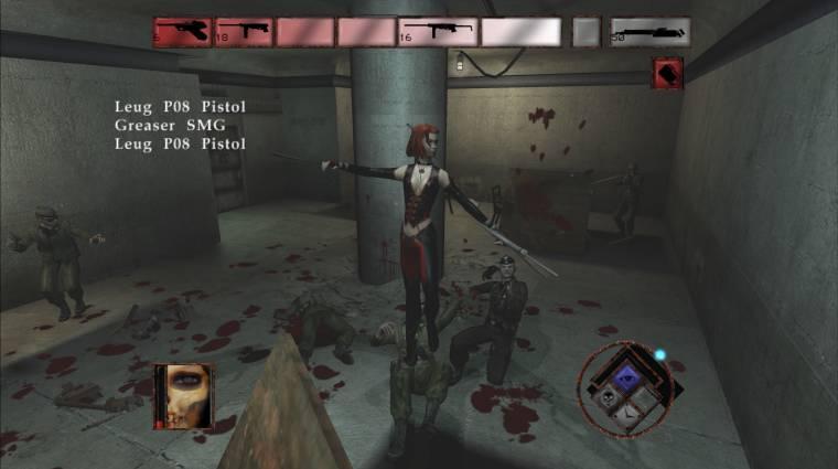 Felturbózott kiadást kap az első két BloodRayne bevezetőkép