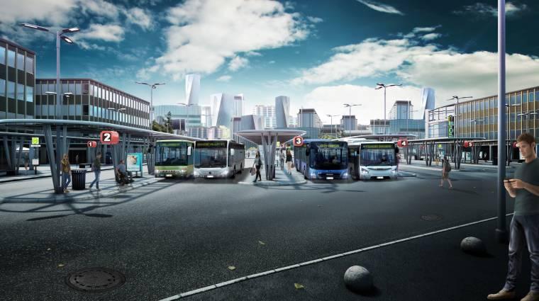Mostantól oda megy a busz, ahova a PC World előfizetői szeretnék kép