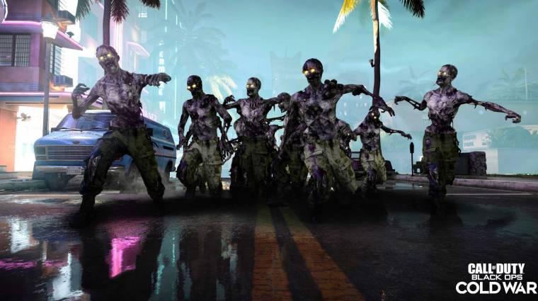 Egy hétig ingyenes lesz a Call of Duty: Black Ops Cold War Zombies módja bevezetőkép