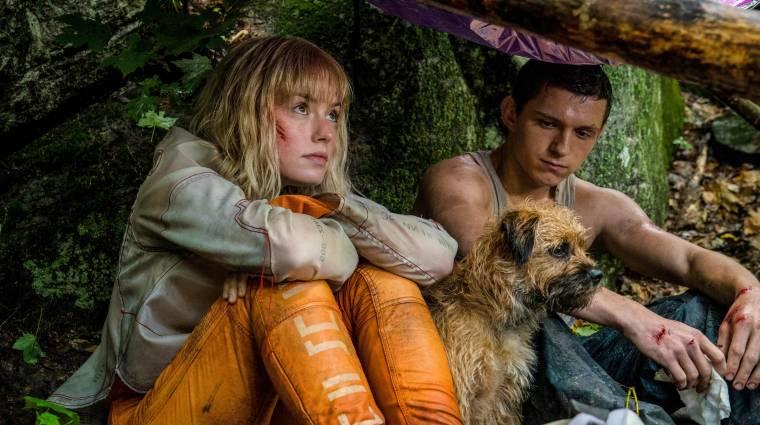 Megérkezett a Daisy Ridley és Tom Holland szereplésével forgatott sci-fi blockbuster előzetese kép