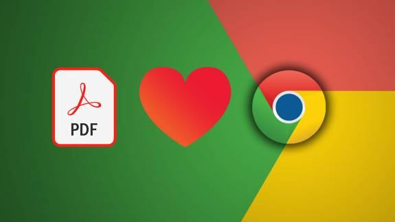 Így varázsolhatjuk elő a Chrome remek új PDF olvasóját kép