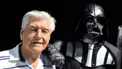 Elhunyt a Darth Vadert megformáló David Prowse kép