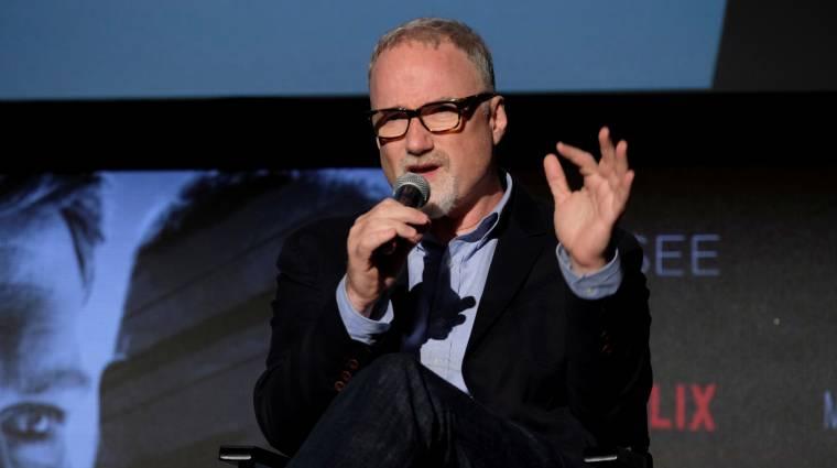 David Fincher masszív szerződést írt alá a Netflixnél kép