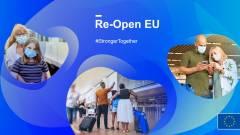 A járvány alatti utazást segítő appot adott ki az EU kép