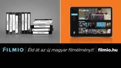 Elindult a Filmio, az új magyar streaming szolgáltatás kép