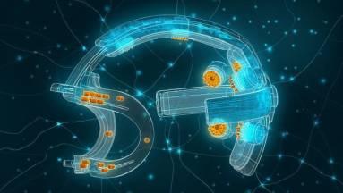 Ez a headset az agyadból olvas, el lehet majd dobni az egeret és a billentyűzetet kép