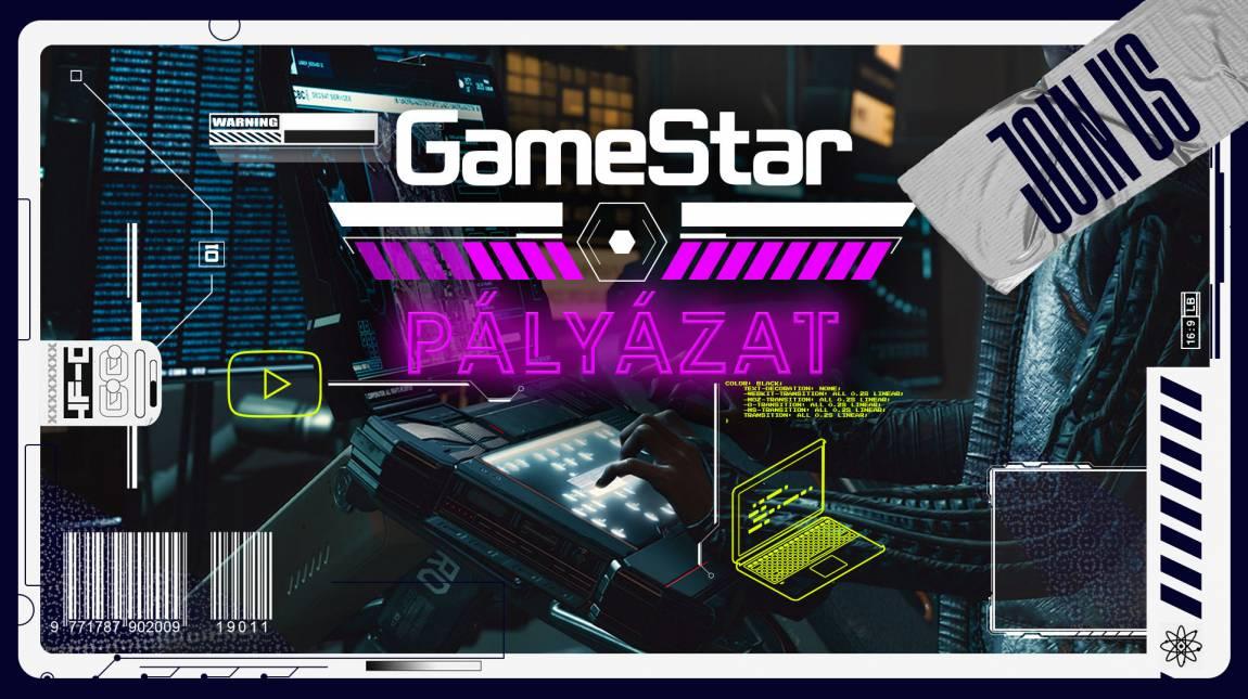 GameStar next-gen: cikkírói és videós pályázatot hirdetünk! bevezetőkép