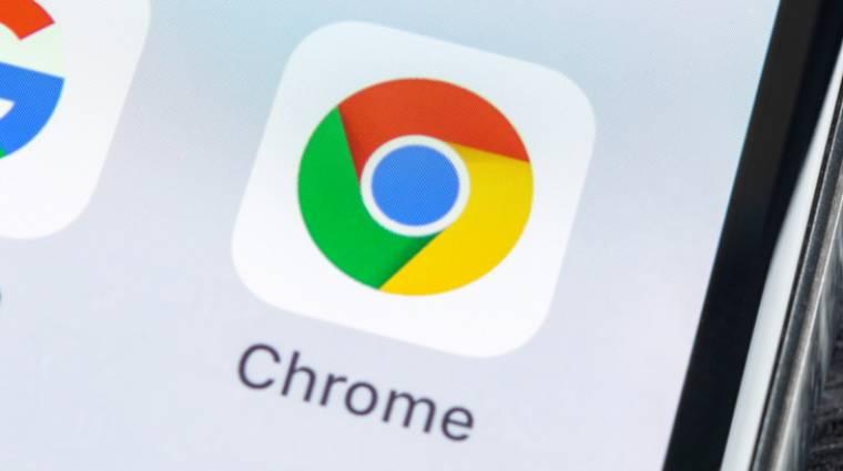 Fontos újdonságot kapott Androidon a Chrome böngésző kép