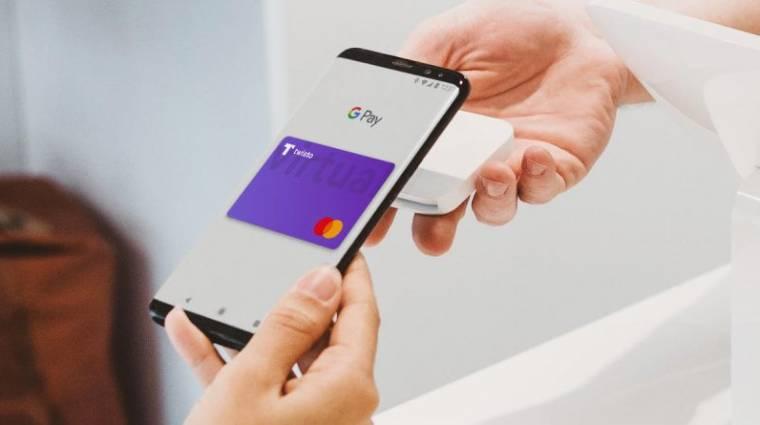 Már Androidon is egyszerűen lehet mobillal fizetni, Magyarországra is megérkezett a Google Pay kép
