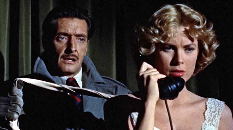 Sorozat készül Alfred Hitchcock Gyilkosság telefonhívásra című filmjéből kép