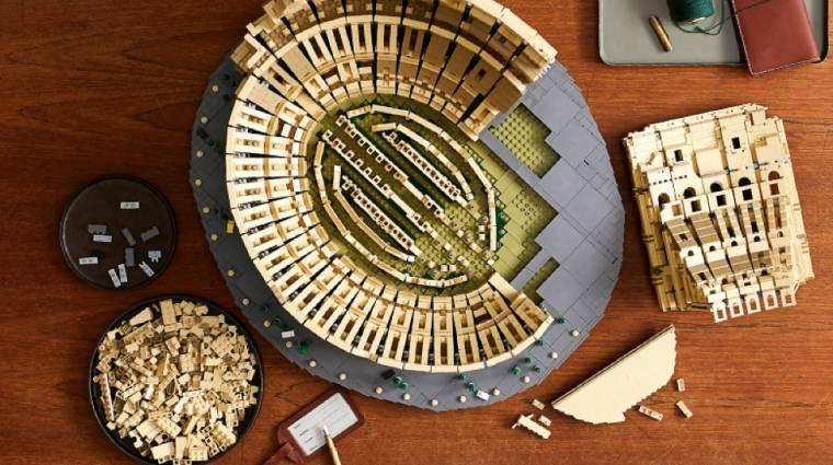 Bemutatkozott a LEGO eddigi legnagyobb szettje bevezetőkép