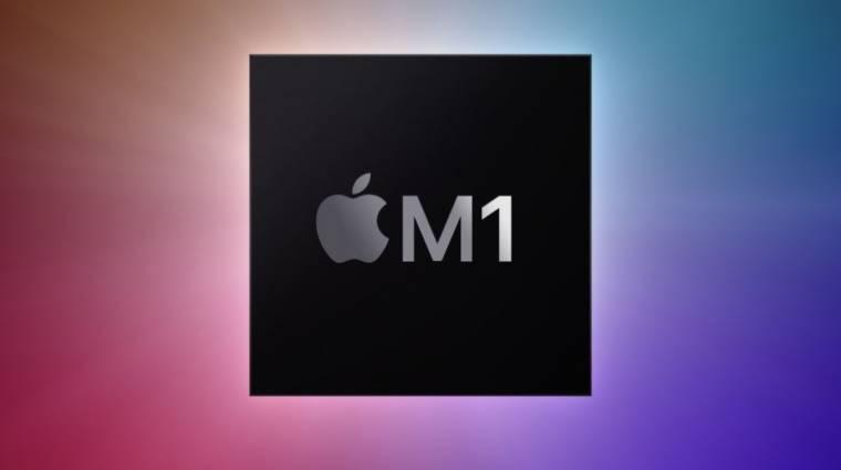 Biztonsági rést találtak az Apple M1 chipjeiben kép