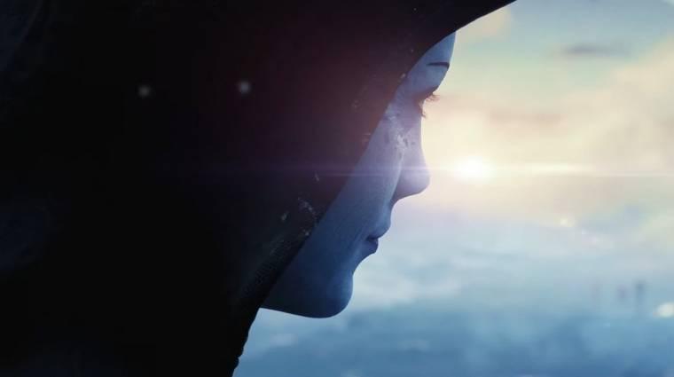 Az új Mass Effect alatt lehet, hogy már nem a DICE motorja fog zakatolni bevezetőkép