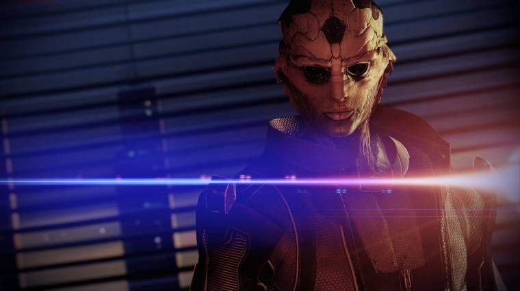 Videó mutatja meg, mennyivel szebb a Mass Effect Legendary Edition bevezetőkép