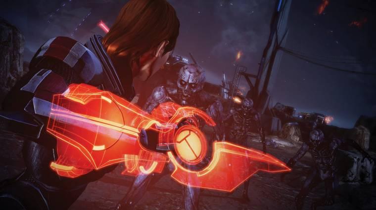 Aranylemezre került a Mass Effect Legendary Edition bevezetőkép