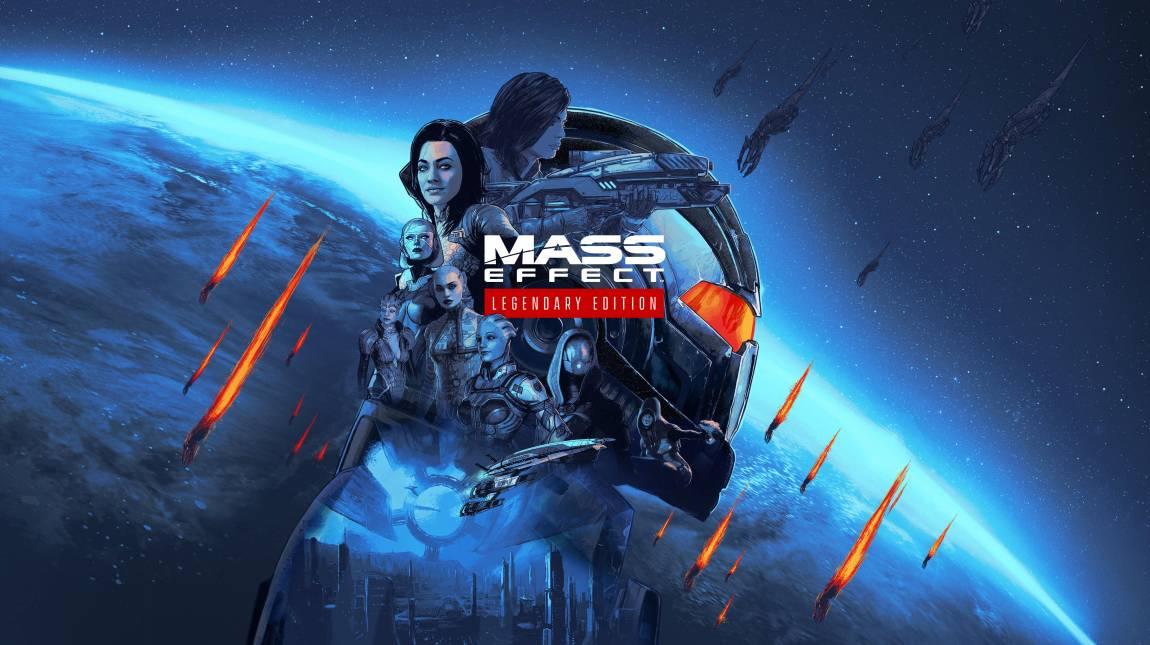 Mass Effect Legendary Edition teszt - egy galaxis számít rád bevezetőkép