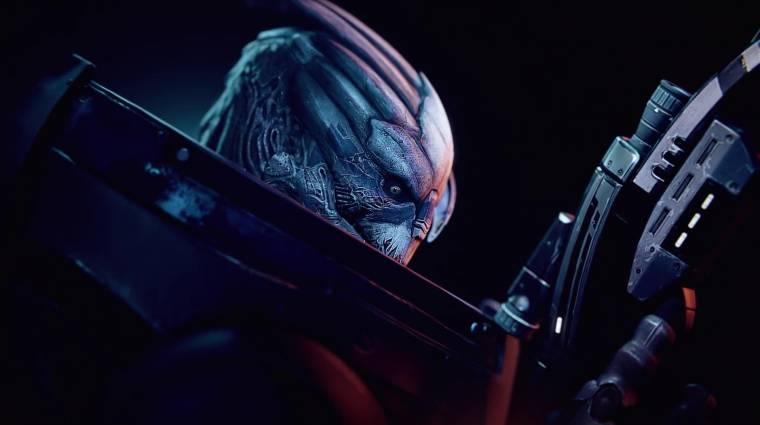 Izgalmas statisztikák derültek ki a Mass Effect Legendary Edition kapcsán bevezetőkép