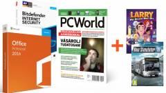 Két remek játékot és választható hardvert is kapnak a PC World előfizetői kép