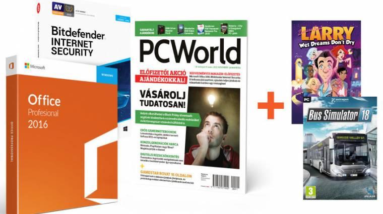 Gamerperifériákkal bővült a PC World előfizetői akció Gold csomagja kép