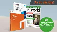 A PC World előfizetőjeként örökre megtarthatod a Microsoft Office 2016-ot kép