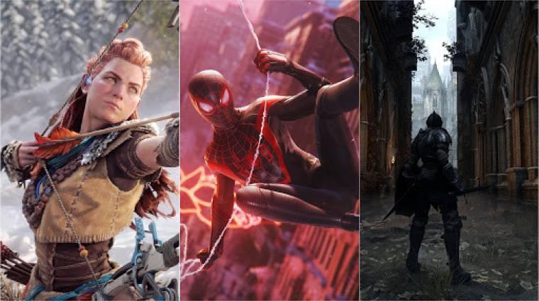 Döbbenetes összeget ajánlott a Sony játékok PC-s exkluzivitásáért az Epic Games bevezetőkép