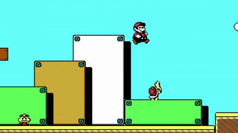 Múzeumba került a Super Mario Bros. 3 PC-s portja, amit az id Software készített bevezetőkép
