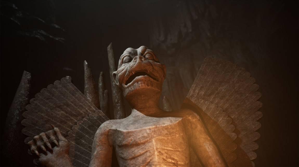 A The Dark Pictures Anthology: House of Ashes akár Az ördögűző spin-offja is lehetne bevezetőkép