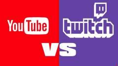 A Twitch hasít, a YouTube bukdácsol - így áll a streamingplatformok harca 2021 végén kép