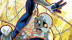 A Marvel leleplezte Pókember új jelmezét kép