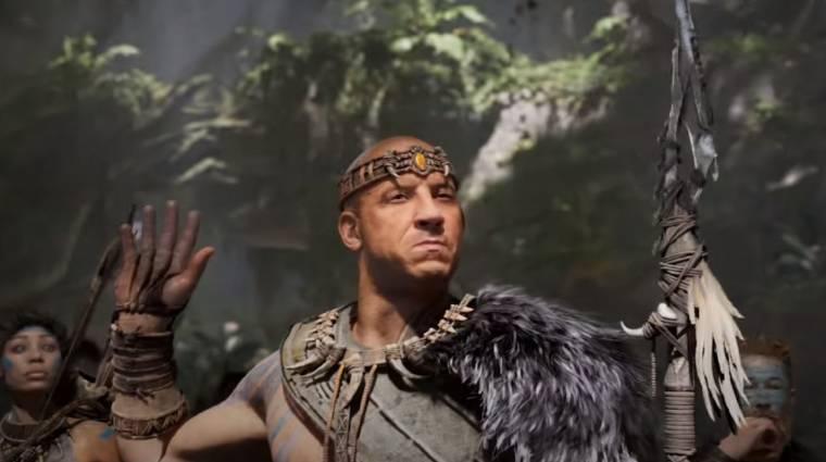 Vin Diesellel jön az Ark 2, kapunk animációs sorozatot is bevezetőkép