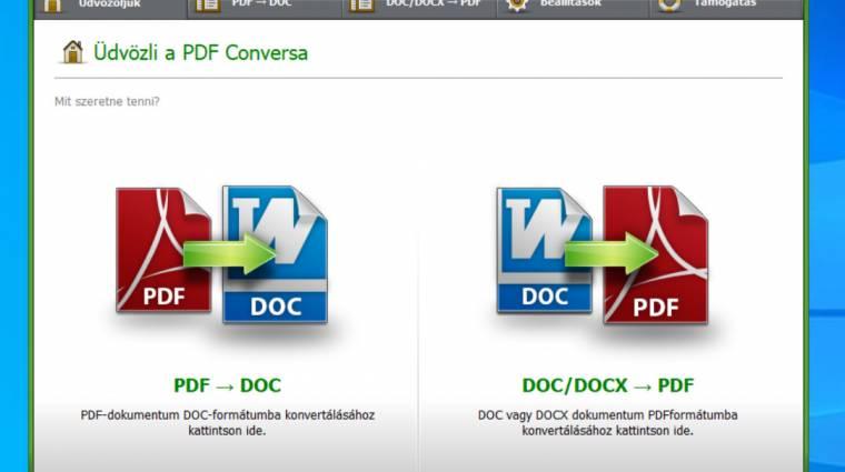 Így készíthetsz profi PDF-et kép